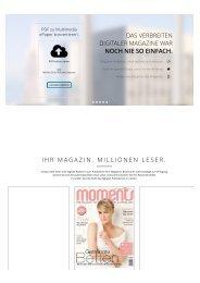 Yumpu - Magazine weltweit digital publizieren