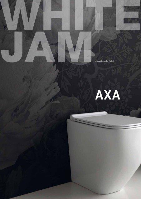 Axa White Jam No Rim by InterDoccia