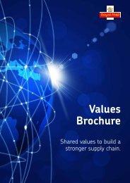 Values Brochure