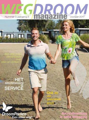 Wegdroom magazine 3 1-2017