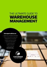 The Ultimate guide to Warehouse management