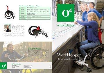 O4 Wheelchairs - WorkHopper NL