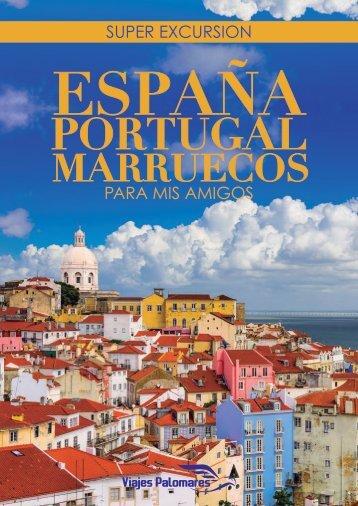 ESPAÑA-LISBOA-MARRUECOS