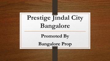 Prestige Jiindal City