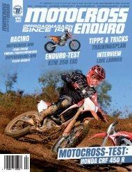 Motocross Enduro Ausgabe 04/2017