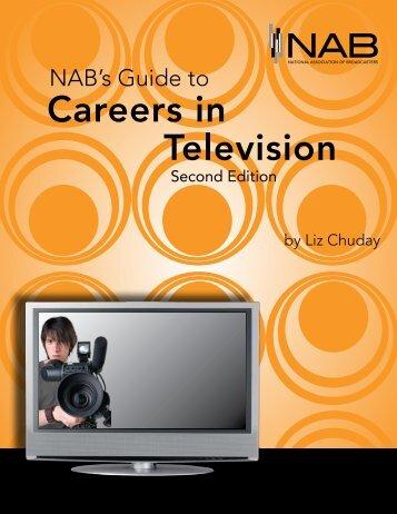 Careers in Television - NAB