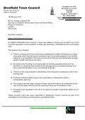 Dronfield Town Council - Page 3