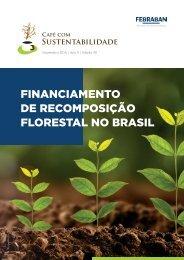 FINANCIAMENTO DE RECOMPOSIÇÃO FLORESTAL NO BRASIL
