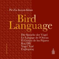 Bird Language - Die Sprache der Vögel -  Leseprobe