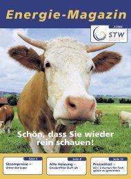 Energie-Magazin - Stadtwerke Willich