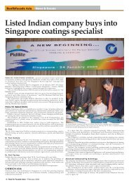 Listed Indian company buys into Singapore ... - Roof & Facade