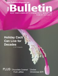 December 2011 - The Bulletin Magazine