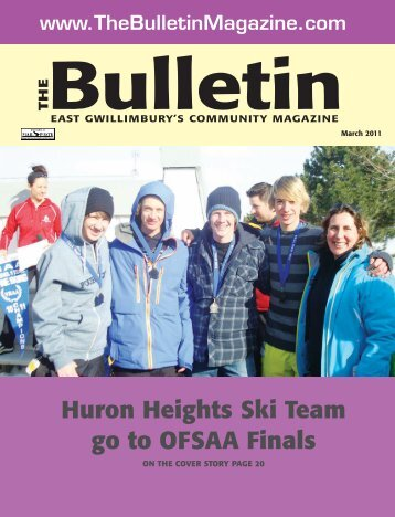 March 2011 - The Bulletin Magazine