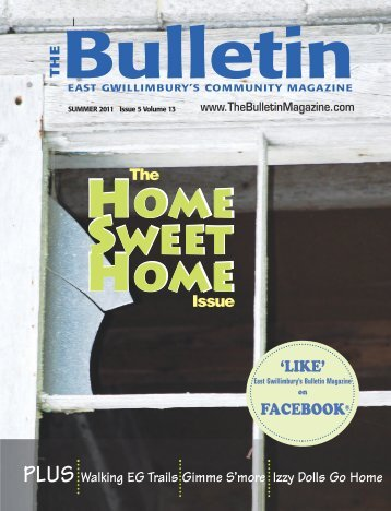 June/July 2011 - The Bulletin Magazine