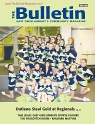 May 2011 - The Bulletin Magazine