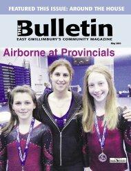 May 2010 - The Bulletin Magazine