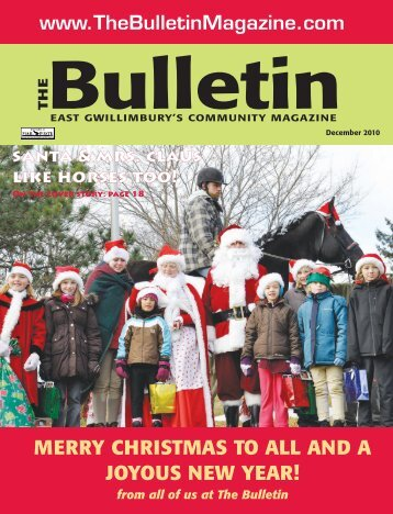 December 2010 - The Bulletin Magazine