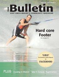 August 2011 - The Bulletin Magazine