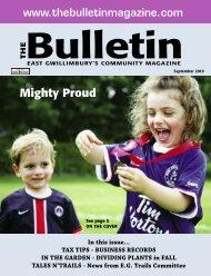Mighty Proud - The Bulletin Magazine