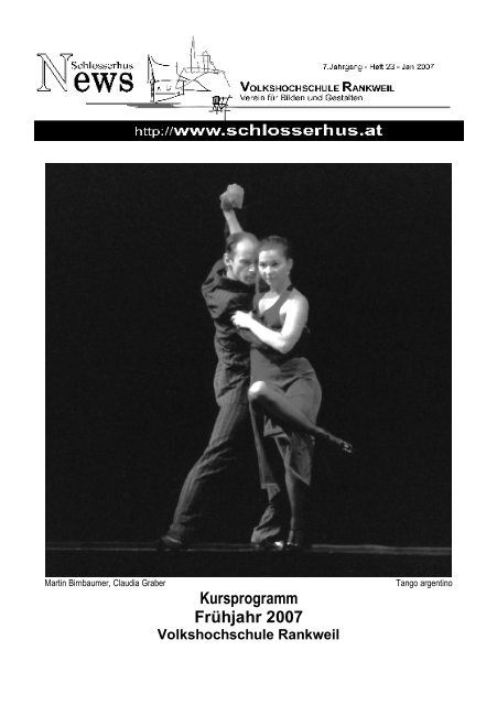 Download - Volkshochschule Rankweil