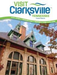 2017 Clarksville Travel Planner