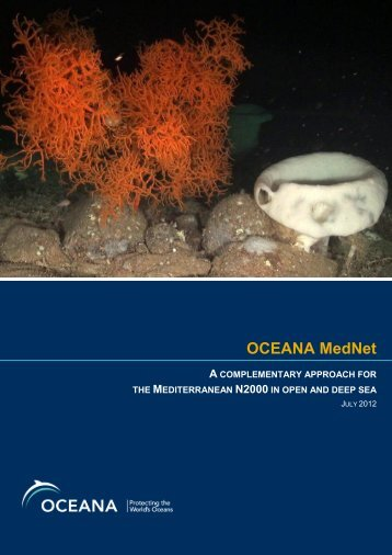 OCEANA MedNet A COMPLEMENTARY APPROACH FOR