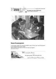 Neues Kursprogramm - Volkshochschule Rankweil