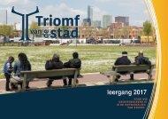 Triomf van de stad - leergang 2016-17
