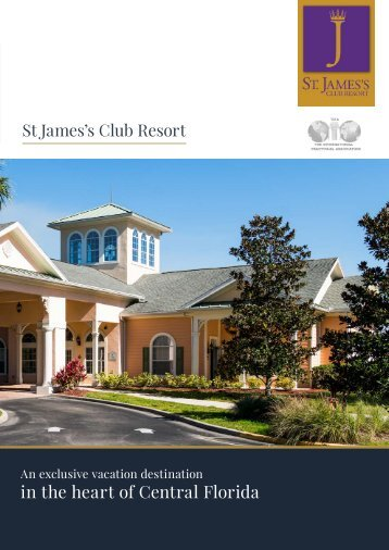 St James's Club Resort - Florida
