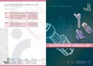 SLIT-SEPTUM AND CANNULA LINE - Elcam Medical