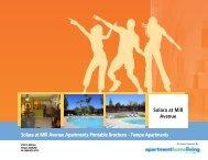 Solara at Mill Avenue Apartments Printable Brochure - Tempe ...