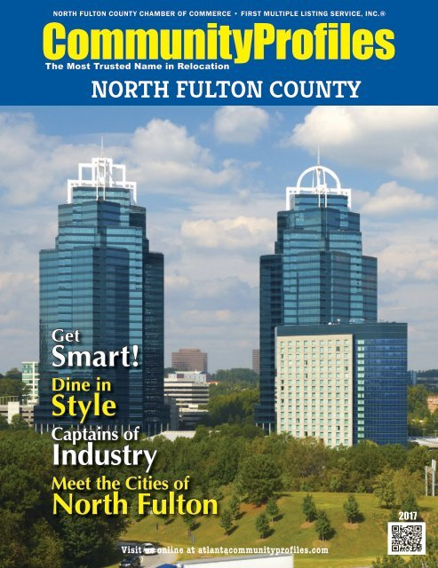 2017 North Fulton CommunityProfiles