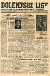 27. december 1956 (št. 0355) - Dolenjski list