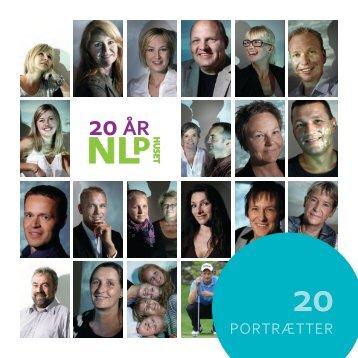 20 ÅR - NLP Huset