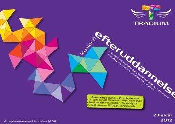 Kurser &efteruddannelse - Tradium