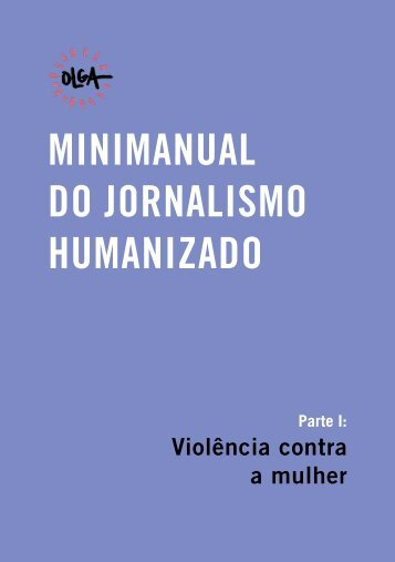 Minimanual do Jornalismo Humanizado