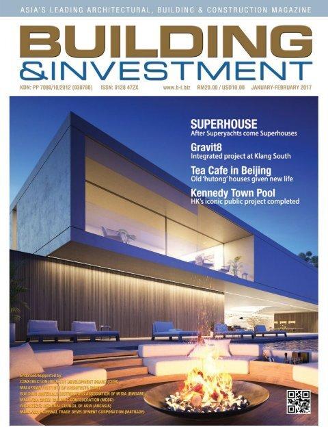 Desain Taman Kota  building investment jan feb 2017