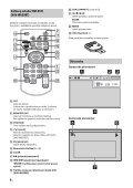 Sony XAV-W650BT - XAV-W650BT Istruzioni per l'uso Ceco - Page 6