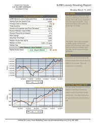 ILHM Luxury Housing Report