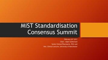 Consensus Summit