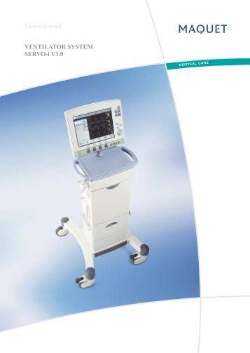 Respironics vision Manual