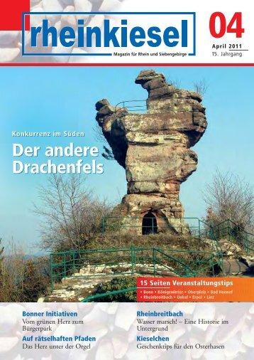 Unsere Geschenk-Idee: Der Büchergutschein - Rheinkiesel
