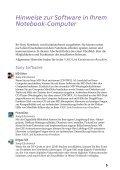 Sony PCG-F190 - PCG-F190 Manuel logiciel Allemand - Page 4
