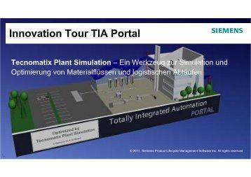 Tecnomatix Plant Simulation