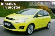 Ford C–Max 1.6 EcoBoost (110 kW) Titanium - Avto Magazin