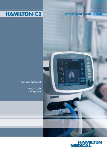 Technical Author, HAMILTON MEDICAL AG - Frank's Hospital ...