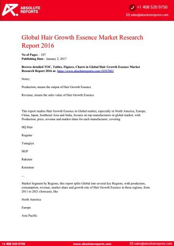 10507001-Global-Hair-Growth-Essence-Market-Research-Report-2016
