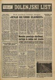 19. april 1962 - Dolenjski list