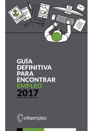 GUÍA DEFINITIVA PARA ENCONTRAR EMPLEO 2017