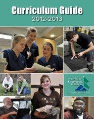 Curriculum Guide - West Shore Community College